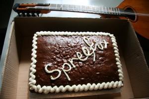 Steven Spence's Spreefix Cake